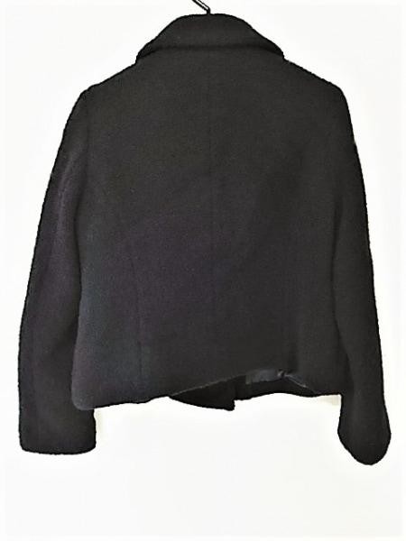 UNIVERSAL MUSE(ユニバーサルミューズ) コート レディース 黒 リボン/冬物