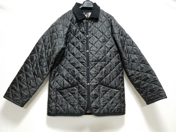 LAVENHAM(ラベンハム) コート サイズ42 L レディース 黒 キルティング/冬物