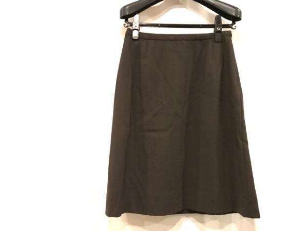 オールドイングランド スカート サイズ38 M レディース美品  ダークグリーン