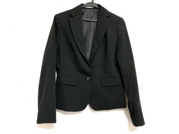 enracine(アンラシーネ) ジャケット サイズ9AR S レディース美品  黒