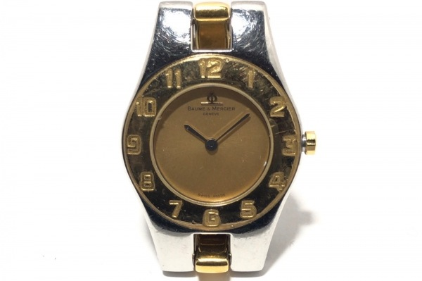 BAUME&MERCIER(ボーム&メルシエ) 腕時計 5261 レディース ゴールド