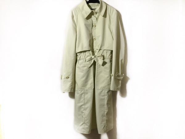 DKNY JEANS(ダナキャラン) コート サイズ4 XL レディース アイボリー 春・秋物