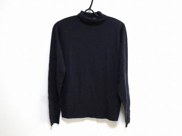 ジョンスメドレー 長袖セーター サイズM  M メンズ新品同様  ダークグレー
