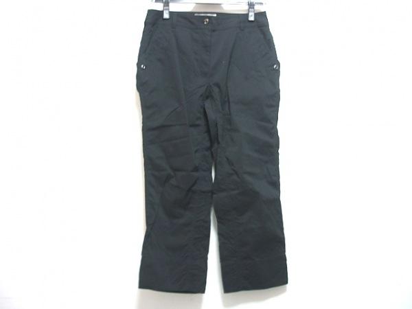 Adabat(アダバット) パンツ サイズ38 M レディース 黒 七分丈