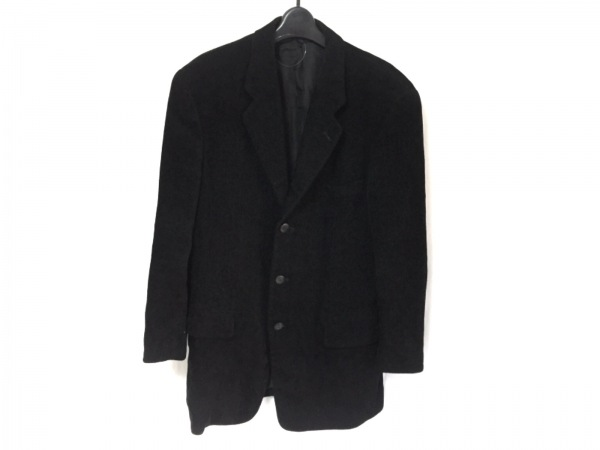 CHRISTIAN AUJARD(クリスチャンオジャール) ジャケット サイズM メンズ美品  黒