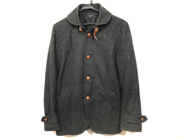 JUN MEN(ジュンメン) コート サイズM メンズ グレー 春・秋物
