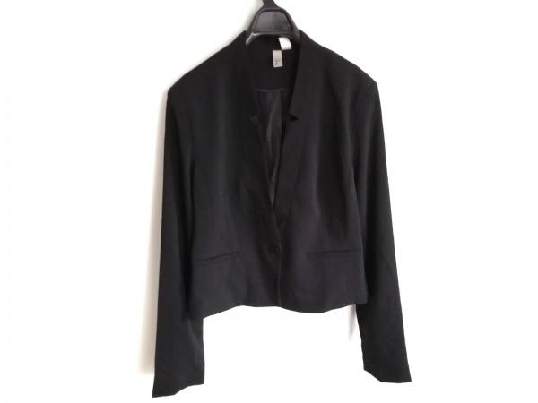 FOREVER21(フォーエバー21) ジャケット サイズL レディース美品  黒