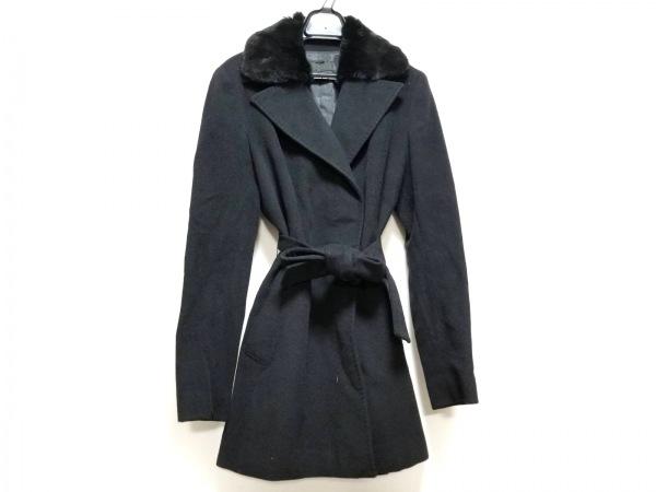 ICB(アイシービー) コート サイズ13 L レディース 黒 冬物