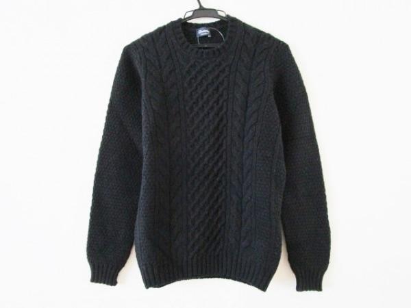 Drumohr(ドルモア) 長袖セーター サイズ46 XL メンズ 黒