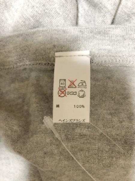 ポロラルフローレン 半袖Tシャツ サイズLL メンズ美品  ライトグレー