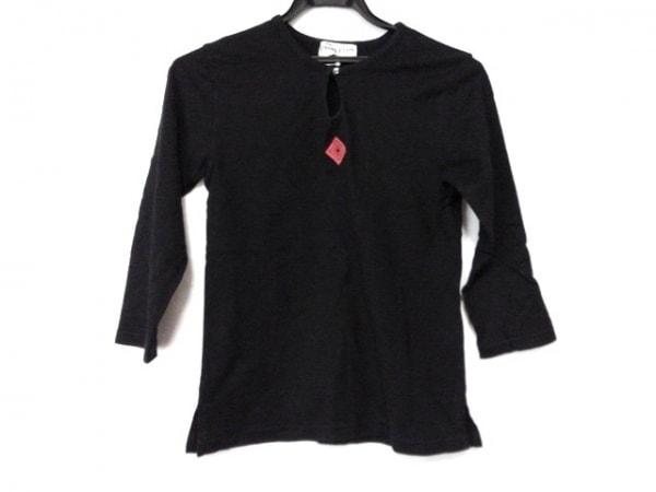 PENDLETON(ペンドルトン) 七分袖Tシャツ サイズS メンズ美品  黒×レッド
