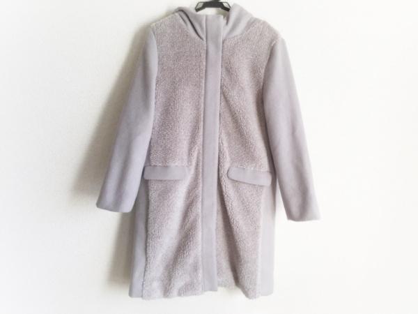 Jines(ジネス) コート サイズ7A レディース グレー 冬物
