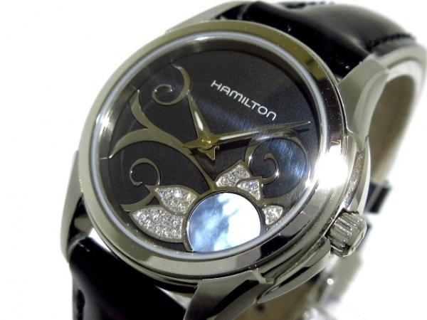 HAMILTON(ハミルトン) 腕時計美品  H322110 レディース 文字盤ダイヤ