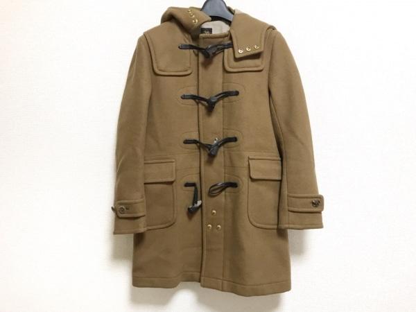 SCYE(サイ) ダッフルコート レディース美品  ブラウン 冬物/BASICS