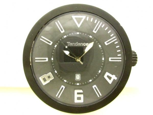 TENDENCE(テンデンス) 腕時計美品  TT530002 メンズ 黒