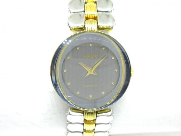 RADO(ラドー) 腕時計 フローレンス 153.3695.2 レディース グレー