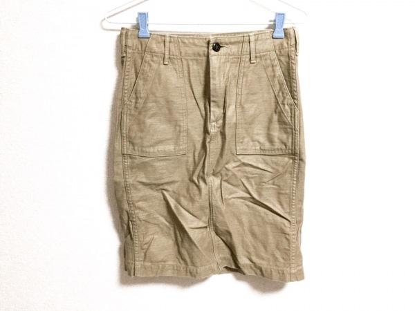 orslow(オアスロウ) スカート サイズ1 S レディース ベージュ