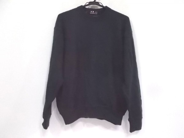 VAN(バン) 長袖セーター サイズL メンズ ダークグリーン