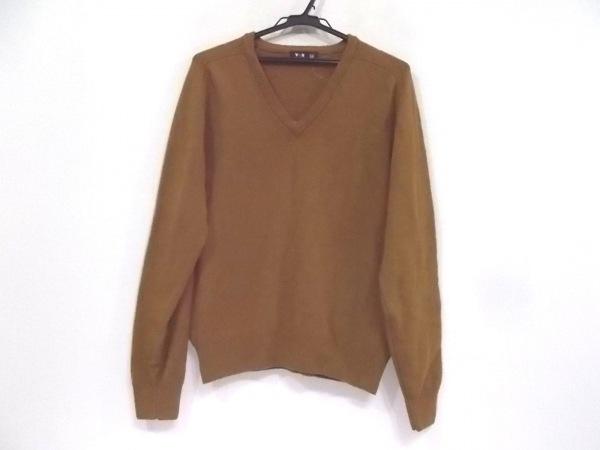 VAN(バン) 長袖セーター サイズM メンズ ブラウン