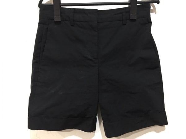 N゜21(ヌメロ ヴェントゥーノ) ショートパンツ サイズ36 S レディース 黒