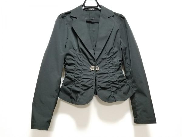 SHIZUKA KOMURO(シズカコムロ) ジャケット サイズ40 M レディース美品  黒 4928