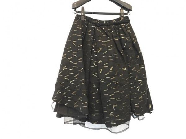 コムデギャルソンノワールケイニノミヤ スカート サイズS レディース美品