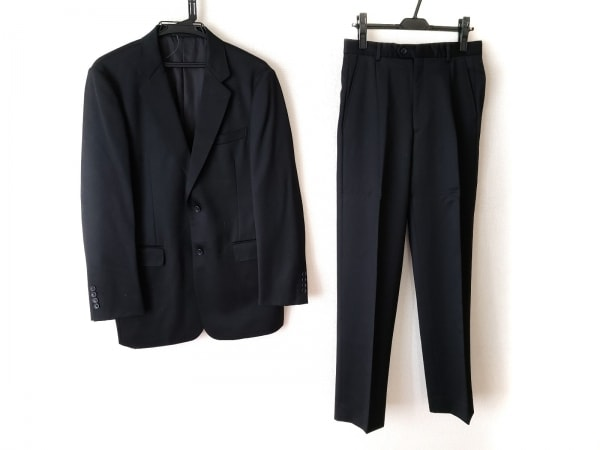 allegri(アレグリ) シングルスーツ メンズ 黒