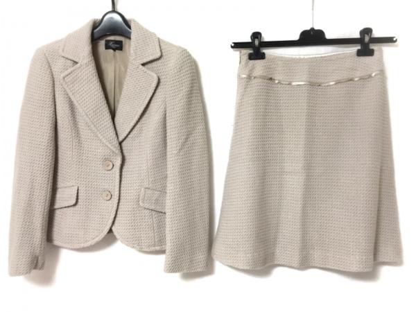 Harriss(ハリス) スカートスーツ レディース ベージュ