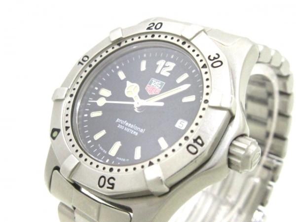 TAG Heuer(タグホイヤー) 腕時計 プロフェッショナル WK1310 レディース 黒