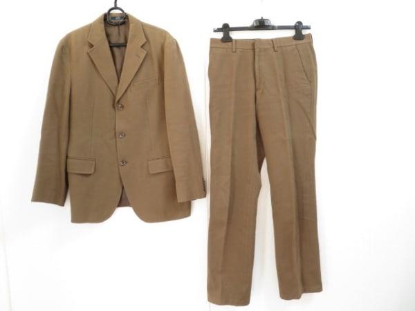 J.CREW(ジェイクルー) シングルスーツ メンズ ライトブラウン シングル