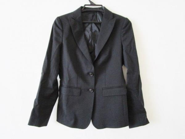MAURO GRIFONI(マウログリフォーニ) ジャケット サイズ40 M レディース 黒