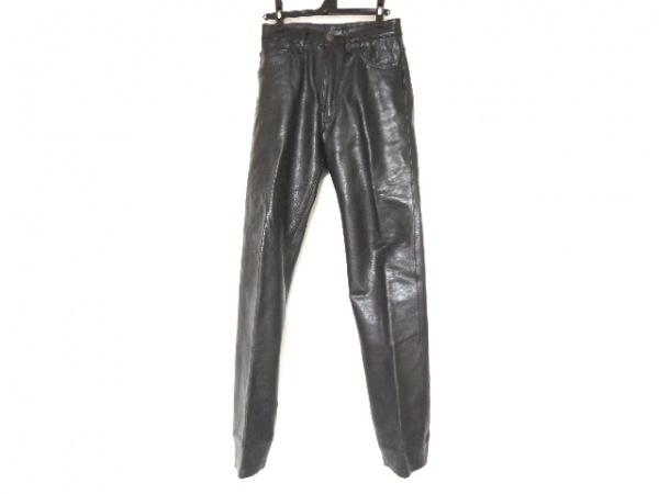 AERO LEATHER(エアロレザー) パンツ サイズ29 メンズ美品  黒