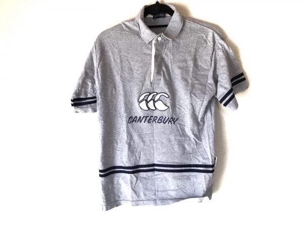 カンタベリーオブニュージーランド 半袖ポロシャツ メンズ