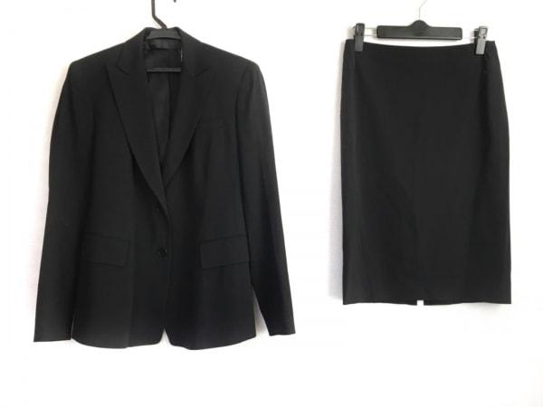 DONNAKARAN(ダナキャラン) スカートスーツ サイズ7 S レディース 黒
