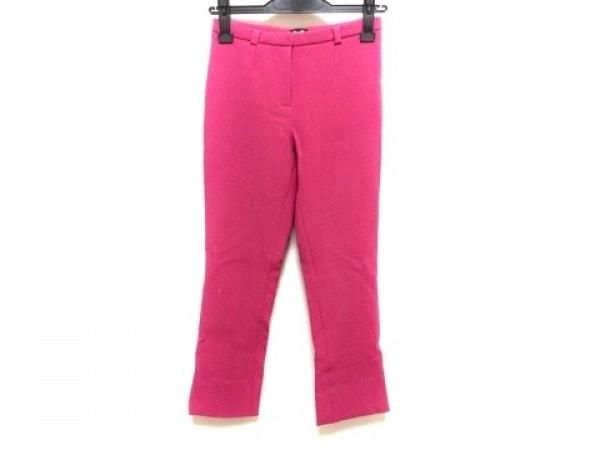 D&G(ディーアンドジー) パンツ サイズ24/38 レディース美品  ピンク