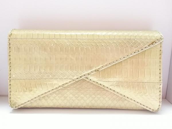COBRA(コブラ) 長財布 ゴールド 型押し加工 レザー