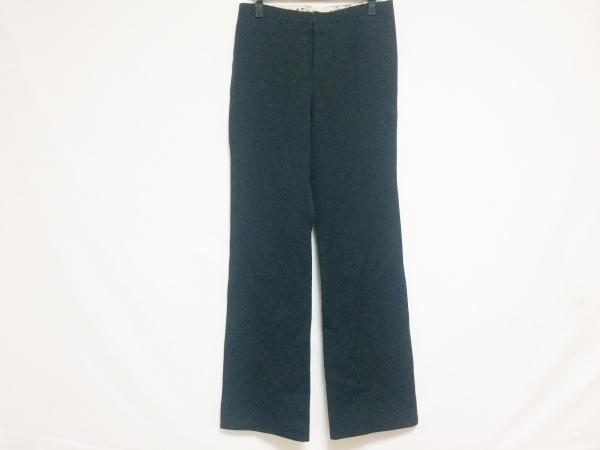 SISTERE(システレ) パンツ サイズ2 M メンズ 黒×アイボリー レース