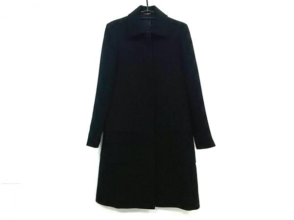 GUCCI(グッチ) コート サイズ40 M レディース 黒 春・秋物