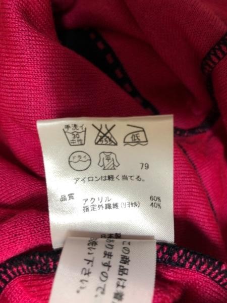 DOLLY GIRL(ドーリーガール) ワンピース サイズ2 S レディース美品  黒×ピンク