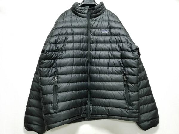 Patagonia(パタゴニア) ダウンジャケット サイズL メンズ 黒 冬物