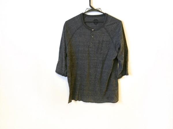 Chrome hearts(クロムハーツ) 七分袖Tシャツ サイズM レディース ダークグレー スター