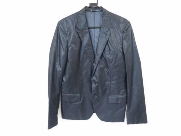 インターナショナルギャラリービームス ジャケット サイズ50 メンズ美品  黒 肩パッド