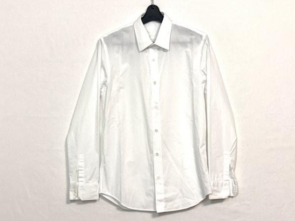 LITHIUMHOMME(リチウムオム) 長袖シャツ サイズ48 XL メンズ 白