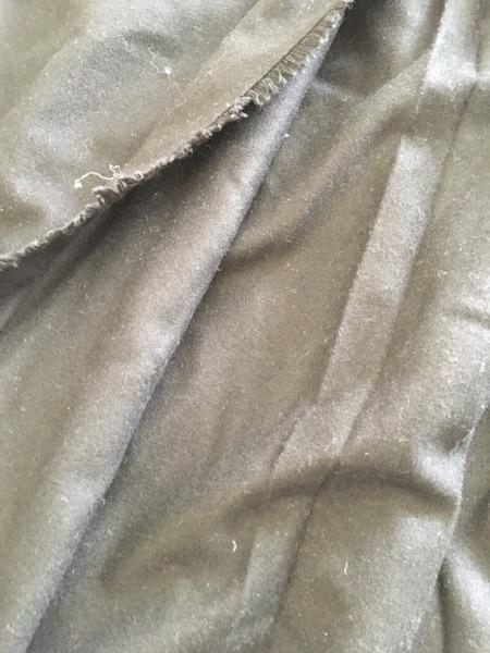 O'NEIL(オニール) 巻きスカート サイズ38 M レディース 黒 プリーツ/フリンジ