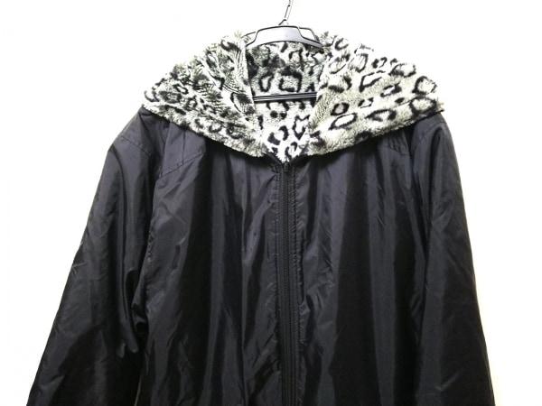 YURIE NITANI(ニタニユリエ) コート レディース 黒 リバーシブル/冬物