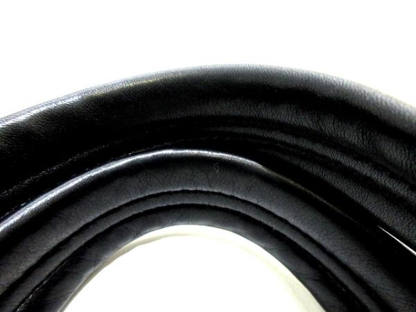 シャネル トートバッグ美品  パリビアリッツトートPM 黒×グレー 7