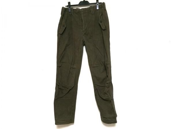 kolor(カラー) パンツ サイズ3 L メンズ ブラウン BEACON