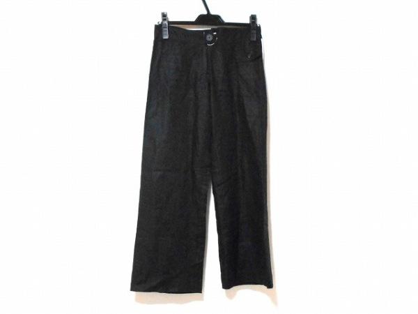 SHARE SPIRIT(シェアスピリット) パンツ サイズ36 S レディース美品  黒