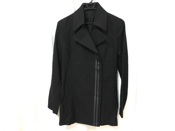 Gabardine K.T(ギャバジンケーティ) コート サイズ11 M レディース美品  黒 春・秋物