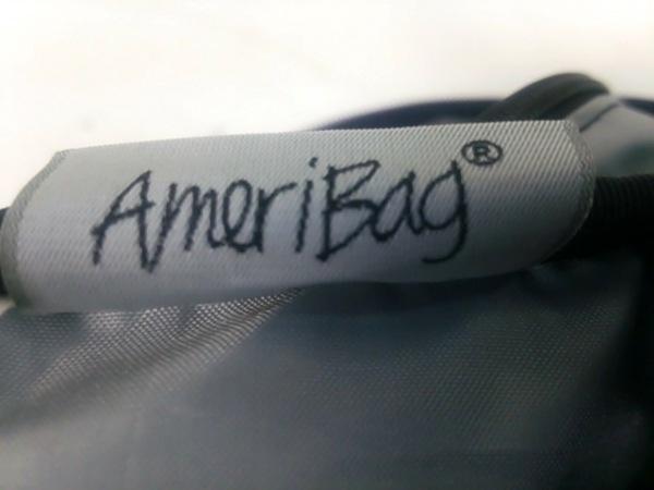 AmeriBag(アメリバッグ) ワンショルダーバッグ パープル ナイロン